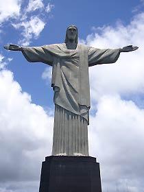 Christusstatue auf dem Corcovado