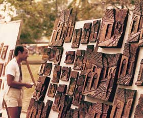 Hippie Markt in Ipanema