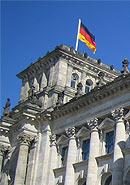 Bildausschnitt Reichstag